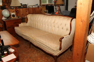 French provincial style couch