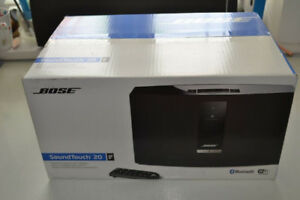 Bose SoundTouch 20 Series III New Sealed + Receipt