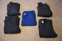 Workclothes - coveralls size 42 regular for sale