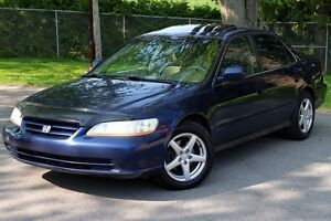 Honda Accord 2002 EX-V6