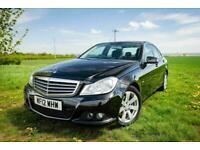 2012 Mercedes-Benz C Class C220 CDI BlueEFFICIENCY SE 4dr Auto Only 37975 miles
