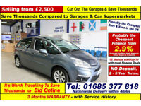 2011 - 11 - CITROEN C4 PICASSO VTR PLUS 1.6 HDI MPV (GUIDE PRICE)