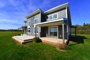 Brand New Waterview Beach House in Luxury Waterfront Community