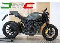 2012 Ducati Monster 1100 Diesel 4,027 Miles Only 8 Examples In The UK