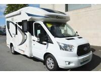 2017 CHAUSSON 530 FLASH COMPACT MOTORHOME FOR SALE