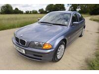 BMW 318 E46 SALOON AUTO 88K MILES! NEW MOT+TYRES! AUTOMATIC 316 320 323 325 328