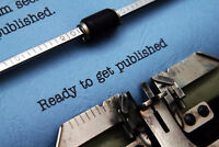 Publishing Consultant and Writing Coach