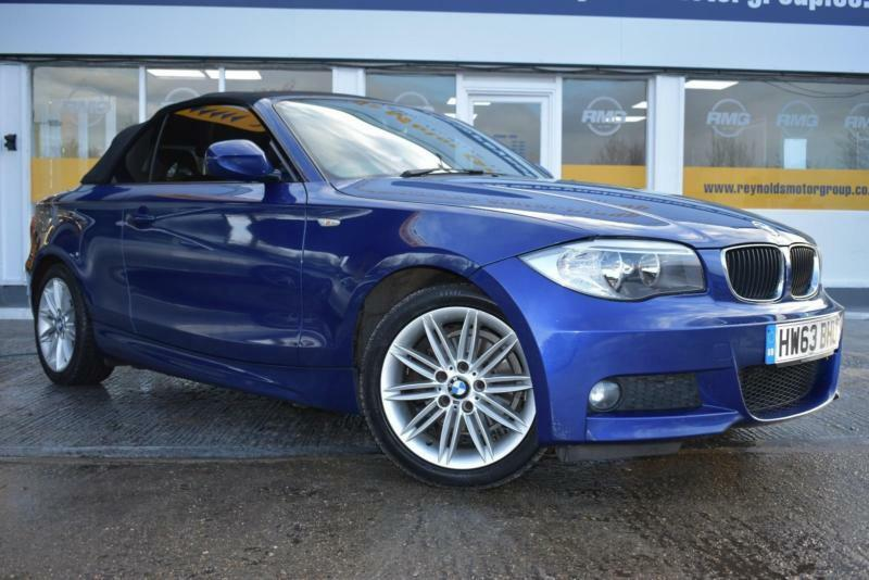 2013 63 BMW 118 2.0 AUTOMATIC GOOD &