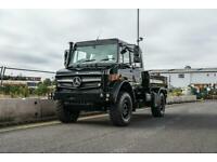 2021 Mercedes-Benz Unimog Extreme Off-Road U4023 Diesel black Automatic