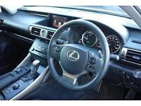 2013 Lexus IS 300h 2.5 Luxury E-CVT 4dr