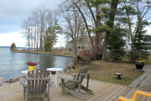 Lakefront Cottage Accomodations  (Innisfil)
