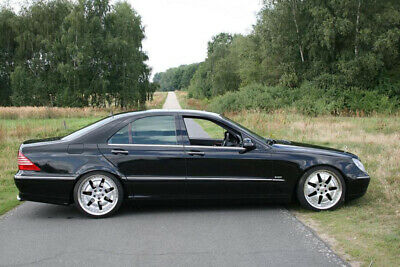 Mercedes  W220 Tieferlegung C215 S Klasse Koppelstangen Neu Airmatic