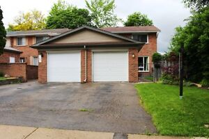 Freehold End Unit! Well Cared For, Great Size Yard, Garage ++