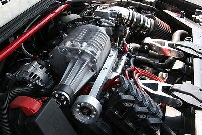 Grand Prix GTP Buick Regal GS / L67 / L32 Supercharger Belt Wrap - Grand Prix Supercharged