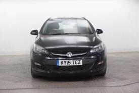 2015 Vauxhall Astra DESIGN CDTI ECOFLEX S/S Diesel black Manual