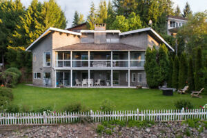 Shuswap / Blind Bay vacation rental reduced  price July 8 to 13
