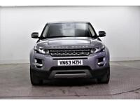 2013 Land Rover Range Rover Evoque SD4 PURE TECH Diesel grey Automatic