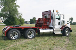 Wanted Kenworth pre emission tandem axle winch tractor