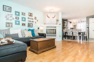 3 bedroom condo with parking in l'Île-Perrot!