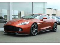 2017 Aston Martin Vanquish Zagato Coupe Automatic Petrol Coupe