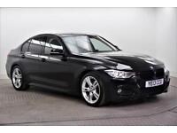 2013 BMW 3 Series 320D M SPORT Diesel black Automatic