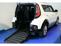 Kia Soul Auto Wheelchair car mobility accessible vehicle Automatic 2019 scooter