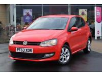 2014 VOLKSWAGEN POLO Volkswagen Polo 1.2 Match Edition 5dr