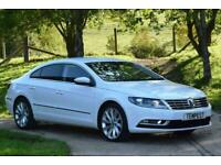 2016 Volkswagen CC Gt Bluemotion Techn Td Auto Coupe Diesel Automatic