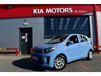 2018 Kia Picanto 1.0 2 5dr Hatchback Petrol Manual