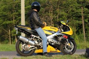 2003 GSXR 750 K3 for sale...