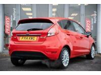 2014 Ford Fiesta 1.0 Titanium 5dr 100PS Hatchback Petrol Manual