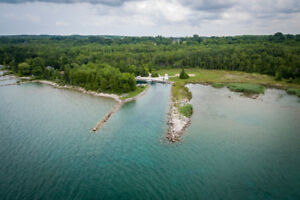 Build your Dream Home with your own Private Marina!
