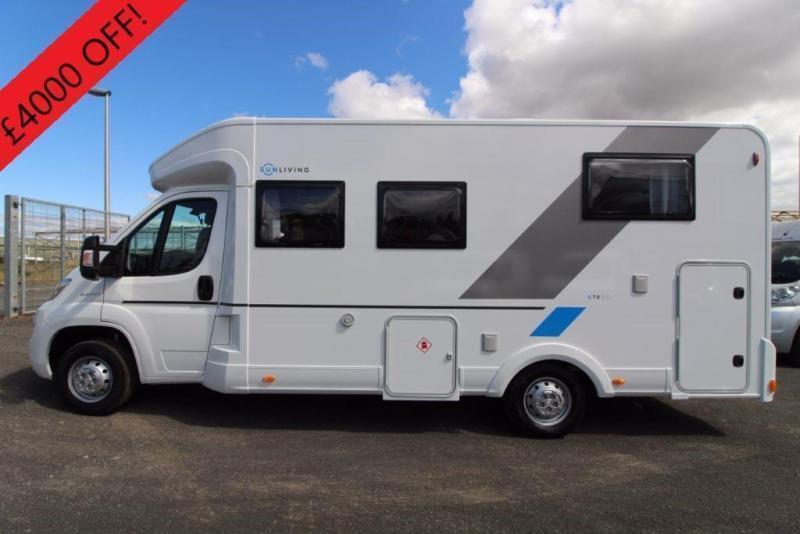 Sunliving S 70SC 3 Berth Motorhome for sale