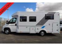 Sunliving S 70SC 3 Berth Motorhome for sale