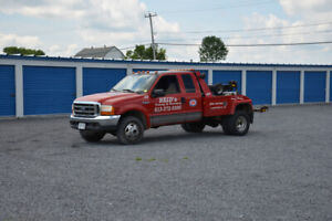 1999/2000 FORD F350 WRECKERS