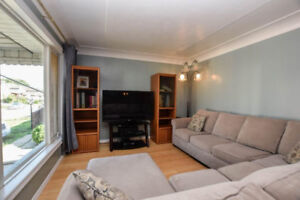 3+1 bedroom, 2 bath house for rent