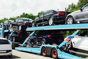 Heavy equipment and car shipping across Canada