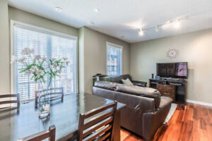 Beautiful Rare Corner Unit Town Home In The Heart Of North York