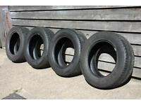 Dodge Ram - General Grabber HTS 275/60 R20 Tyres