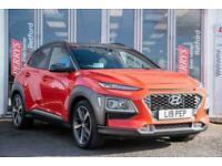 2018 Hyundai Kona 1.0T GDi Blue Drive Premium SE 5dr Hatchback Hatchback Petrol