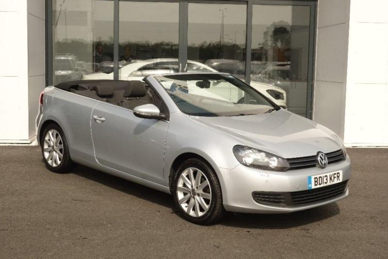 2013 Volkswagen Golf 1.6 TDI BlueMotion Tech SE Cabriolet 2dr