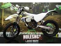 Husqvarna FE 350 Motocross Bike