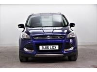2016 Ford Kuga TITANIUM TDCI Diesel blue Manual