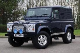 2000 Land Rover Defender 90 2.5 TD5 Hard Top 3dr
