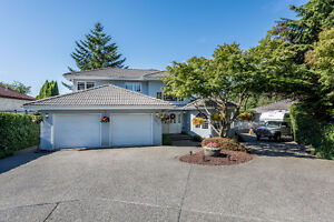 Huge Home on 22,000 sq.ft. Lot in Coquitlam