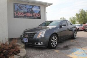 2009 Cadillac CTS 3.6L, LEATHER, BLUETOOTH, CTS, HEATED SEATS, P