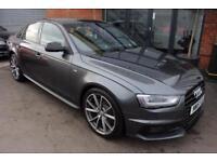 Audi A4 TDI S LINE BLACK EDITION PLUS-1OWNER