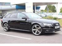 2011 Audi A4 Avant 2.0 TDI Black Edition 5dr