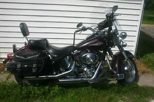 2005 Harley-Davidson FLSTC Heritage Softail Classic Kingston Kingston Area image 1