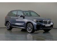 2020 BMW X5 3.0 XDRIVE30D M SPORT 5d 261 BHP Estate Diesel Automatic